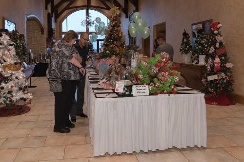 Main Event: The Spirit of Giving
