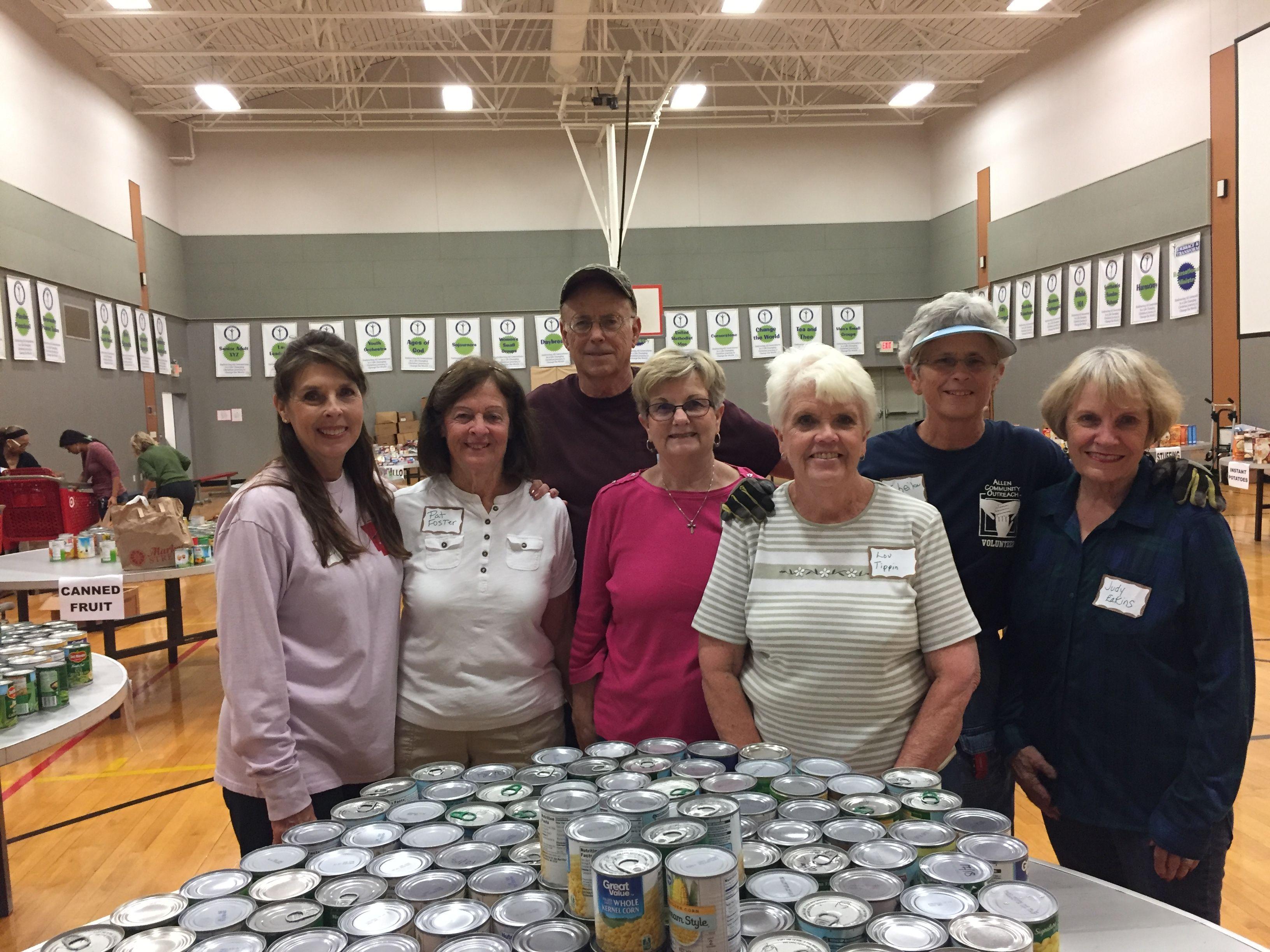 Thanksgiving and Christmas Food Distribution