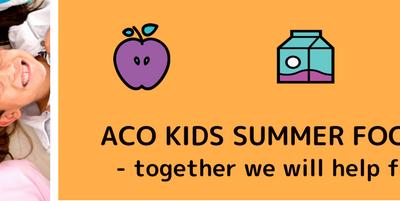 ACO Kids Summer Food Program