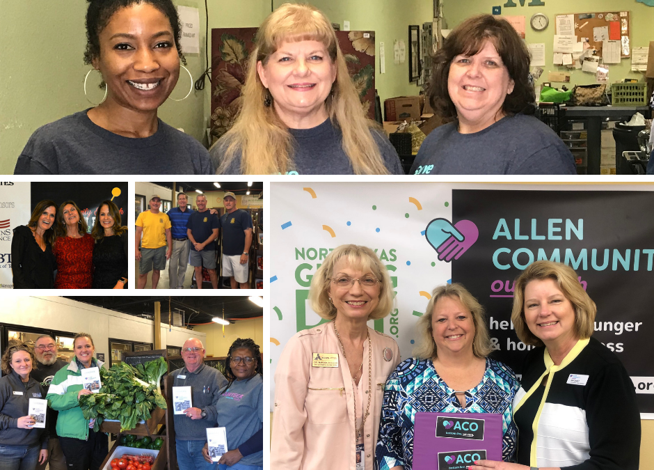 ACO Appreciates its Volunteers – April 2019